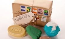 Lush Spa gift box