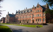 Stanbrook Abbey in Worcestershire
